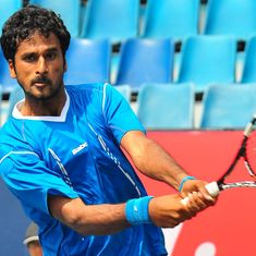 Indian tennis round-up: Saketh Myneni, Rutuja Bhosale start with wins