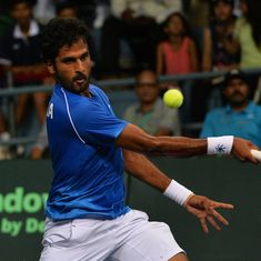 Myneni jumps 85 places in latest tennis rankings, Karman climbs to 258th spot
