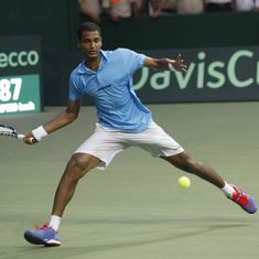 Indian Tennis: Ramkumar exits ATP Shenzhen Challenger with a second-round defeat