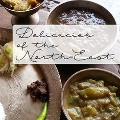Delicacies of the North East with Gitika's Pakghor