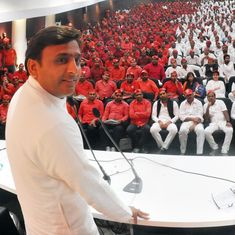 The big news: Akhilesh Yadav says there is no rift in Samajwadi Party, and nine other top stories