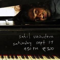 Sahil Vasudeva at Whistling Woods The Bandra Base