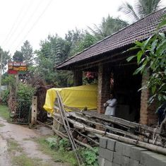 Coorg's coffee planters are tracking climate change by recording rainfall patterns on their estates