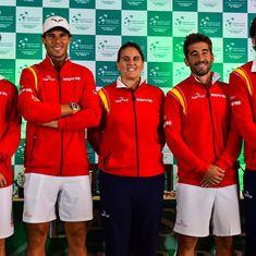 The secret of Spain's Davis Cup success? Not Rafa Nadal, it's their female captain Conchita Martinez
