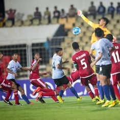 The football wrap: India U-16 face do-or-die clash against Saudi Arabia, and other top stories