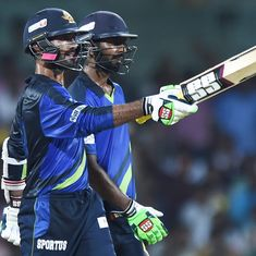 TNPL Draft: Dinesh Karthik goes to Karaikudi Kalai, Washington Sundar bought back by Tuti Patriots