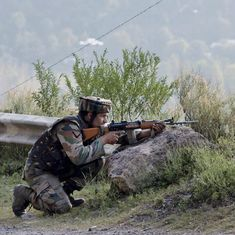 Pakistan claims Indian shelling killed several passengers on a bus in PoK