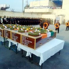 Bihar raises compensation for kin of soldiers killed in line of duty to Rs 11 lakh