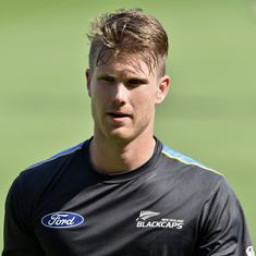 Another injury blow for New Zealand as Jimmy Neesham is ruled out of first Test against India