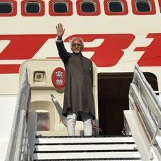 By sneering at Hamid Ansari's diplomatic stint in West Asia, Modi undermined India's foreign policy