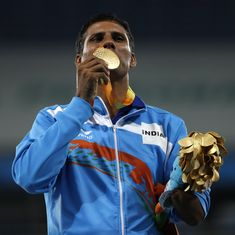 It's a bit late but I'm happy nonetheless: Devendra Jhajharia on Khel Ratna recommendation