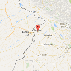 At least six children killed after school bus falls into drain near Amritsar
