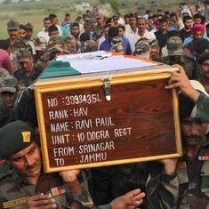 Indian Army can take care of the border. Can we take care of the Army?