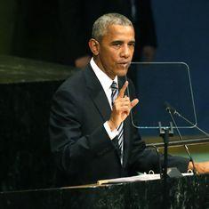 हैकिंग मामले में रूस के खिलाफ ओबामा के सख्त रुख अपनाने सहित आज के सबसे बड़े समाचार