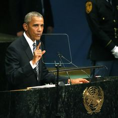 India, China experiencing remarkable growth, says Barack Obama at UN General Assembly