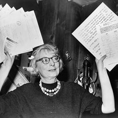 First international Jane Jacobs award for urban planning to be announced this week