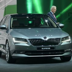 Volkswagen to begin emissions recall in India with older Skoda Superb model