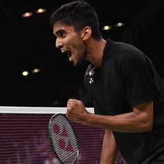 Kidambi Srikanth beats Alen Roj to progress to the second round of the German Open