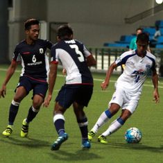 2016 AFC Cup: Bengaluru FC draw 0-0 with Tampines Rovers to make it to the semi-finals