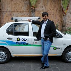 Ola to begin services in Australia's Sydney, Melbourne and Perth in 2018