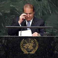 After Nawaz Sharif's UNGA speech, India asks if ending terror is 'unacceptable' condition for talks