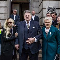 Legend, father, monster or Jimmy Savile? TV show 'National Treasure' dives into the debate