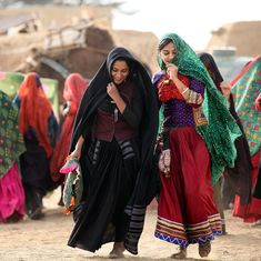 Film review: 'Parched' lets the bruises peek through the gloss