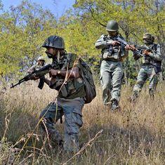 जम्मू-कश्मीर : कुपवाड़ा जिले में तीन और आतंकवादी ढेर, सुरक्षा बलों का एक जवान शहीद