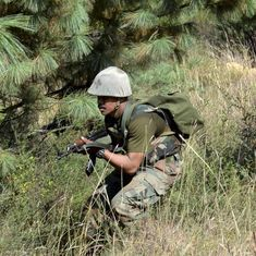 Kashmir: Three militants killed in encounter with security forces in Uri