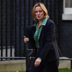 UK Home Secretary Amber Rudd was the director of two companies in Bermuda, reveals Bahamas leak