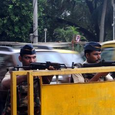 The big news: High alert in Mumbai after 'suspicious men' seen near Navy base, and 9 other stories