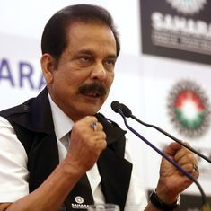 Supreme Court directs Sahara chief Subrata Roy to deposit Rs 1,500 crore by September 7