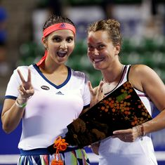 Sania Mirza-Barbora Strycova clinch Pan Pacific Open title after a straight-sets win in the final