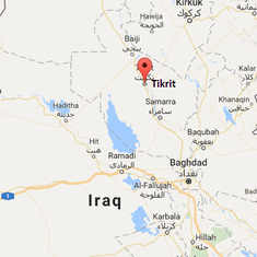 At least 12 dead in triple suicide attacks in Tikrit, Iraq