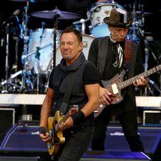 US election: Donald Trump propagating dangerous ideas, says rock legend Bruce Springsteen