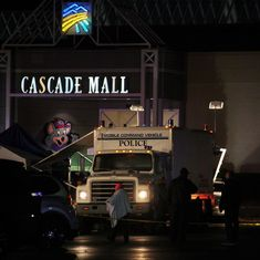 Suspect arrested for shooting at mall near Seattle that left five dead