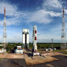 Isro deploys 37th Polar Satellite Launch Vehicle from Sriharikota