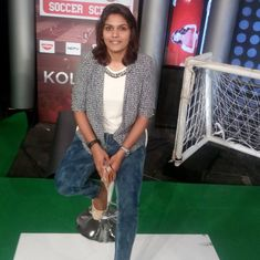 Football: India's Aditi Chauhan saves three penalties on West Ham return