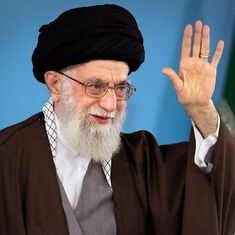 Iran will shred the 2015 nuclear deal if US leaves it, says Supreme Leader Ayatollah Khamenei