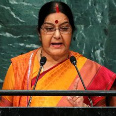 India will help bring back body of Karnataka man killed in South Sudan: Sushma Swaraj