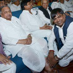 Uttar Pradesh: Rape-accused SP leader Gayatri Prajapati's sons and an aide arrested