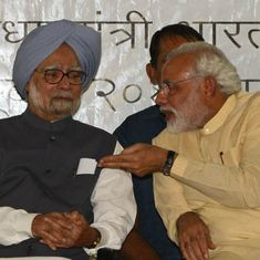 The big news: Narendra Modi takes a dig at Manmohan Singh in Parliament, and nine other top stories