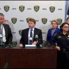 US police identify Houston mass shooter as lawyer named Nathan Desai