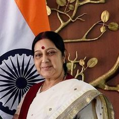 Sushma Swaraj speaks to US counterpart, both vow to work closely to fight global terrorism
