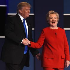 Donald Trump appears to hint at a Hillary Clinton assassination by gun rights supporters
