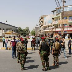 Iraq: 17 killed in three separate blasts in Shia-dominated districts of Baghdad
