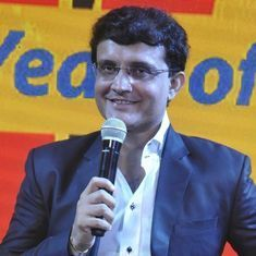 Incidents at lower level led to 'Red card' rule, says Sourav Ganguly