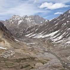 Warmer winters in the Himalayas are triggering avalanches, finds a study of tree rings