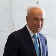 Tribute: Shimon Peres and the legacy of the Oslo Accords