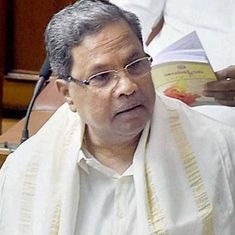 Siddaramaiah to contest Karnataka Assembly elections from two constituencies